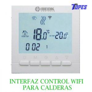 CONTROL WIFI PARA CALDERAS