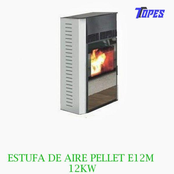 ESTUFA DE AIRE PELLETS E12M 12KW