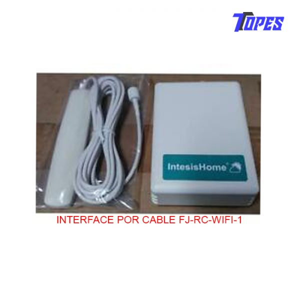 INTERFACE POR CABLE FJ-RC-WIFI-1