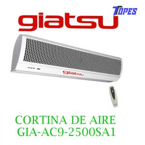 CORTINA DE AIRE GIATSU GIA-AC9-2500SA1