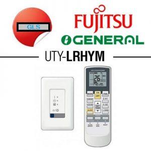 MANDO+RECEPTOR INALAMBRICO  UTY-LRHYM (Fujitsu-General-Fuji Electric)