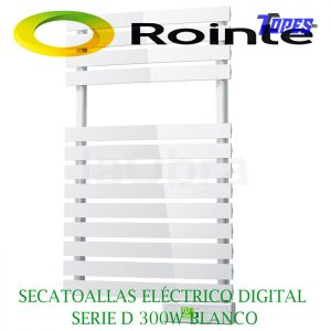 SECATOALLAS ELÉCTRICO DIGITAL SERIE D 300W BLANCO