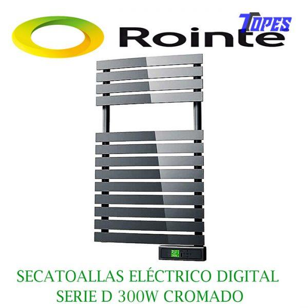 SECATOALLAS ELÉCTRICO DIGITALSERIE D 300W CROMADO