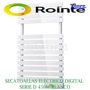SECATOALLAS ELÉCTRICO DIGITAL SERIE D 450W BLANCO