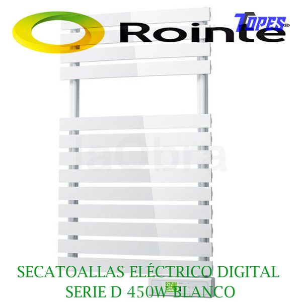 SECATOALLAS ELÉCTRICO DIGITAL SERIE D 450W BLANCO