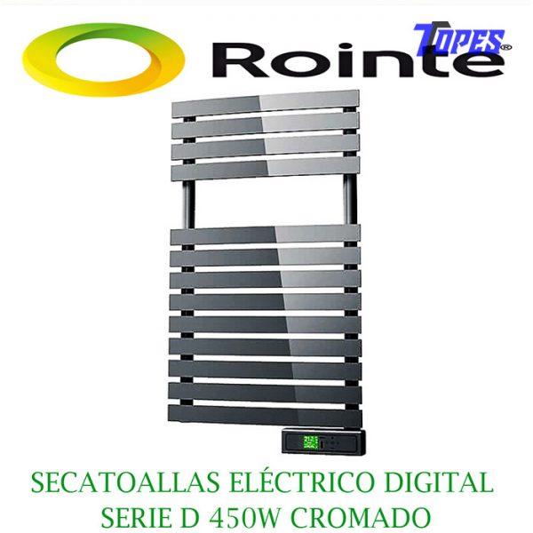 SECATOALLAS ELÉCTRICO DIGITAL SERIE D 450W CROMADO