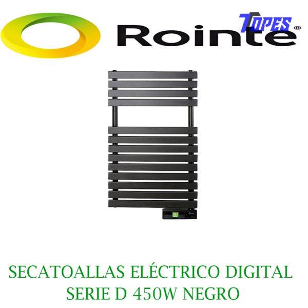 SECATOALLAS ELÉCTRICO DIGITAL SERIE D 450W NEGRO