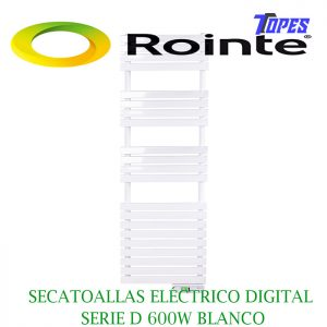 SECATOALLAS ELÉCTRICO DIGITAL SERIE D 600W BLANCO