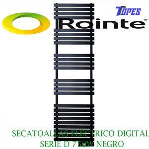 SECATOALLAS ELÉCTRICO DIGITAL SERIE D 750W NEGRO