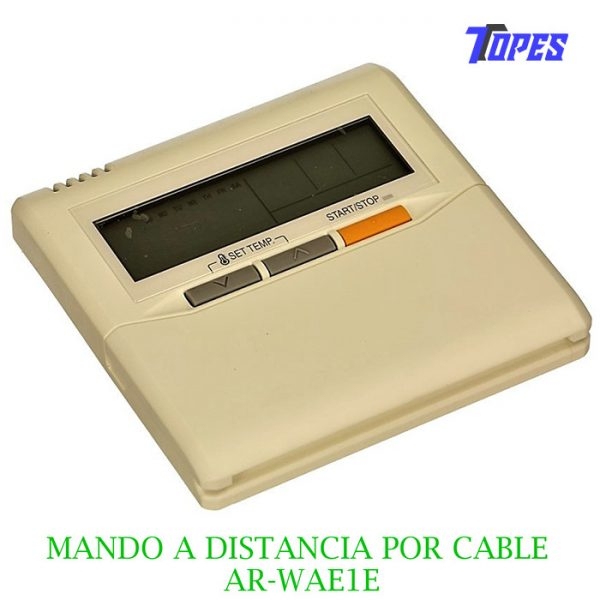 MANDO A DISTANCIA POR CABLE AR-WAE1E