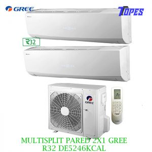 MULTISPLIT PARED 2X1 GREE-R32-5246KCAL