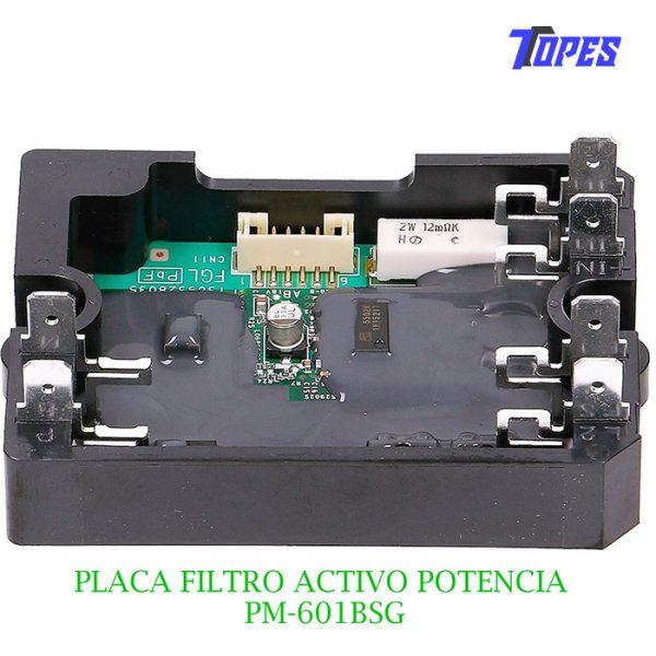 PLACA FILTRO ACTIVO POTENCIA PM-601BSG