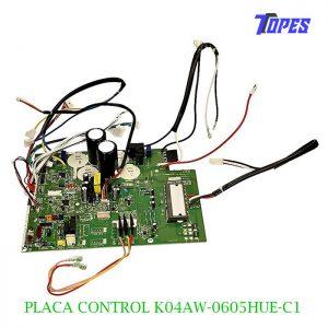 PLACA CONTROL K04AW-0605HUE-C1