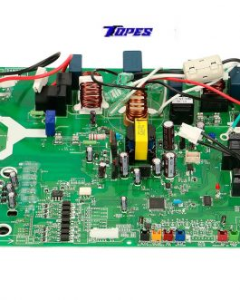 PLACA CONTROL + IPM K06DY-0604HUE-C1 (Fujitsu-General-Hiyasu-Fuji Electric)