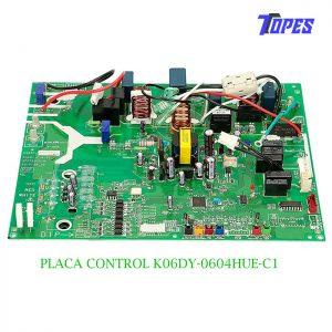 PLACA CONTROL K06DY-0604HUE-C1