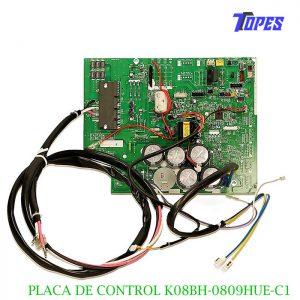PLACA CONTROL K08BH-0809HUE-C1