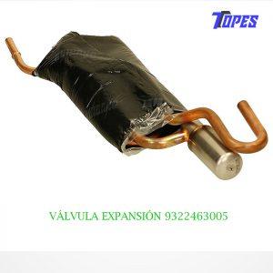 VÁLVULA EXPANSIÓN 9322463005