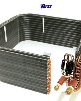 EVAPORADOR COMPLETO Unidad Interior tipo Cassette SERIES LCLU – LRLA – LATU – LATL. Fujitsu-General-Hiyasu-Fuji Electric)
