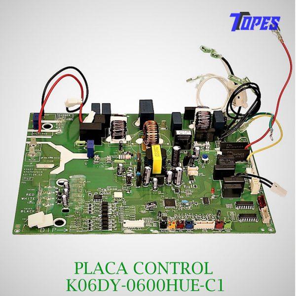PLACA CONTROL K06DY-0600HUE-C1