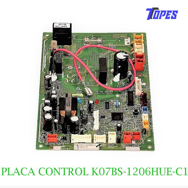 PLACA CONTROL K07BS-1206HUE-C1