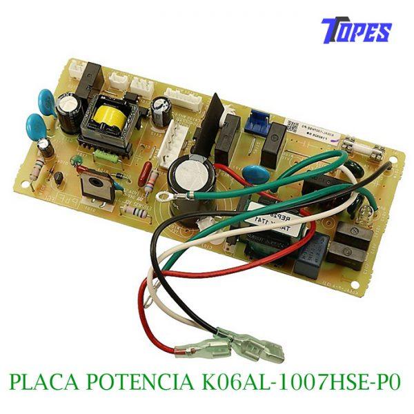 PLACA POTENCIA K06AL-1007HSE-P0 Unidad interior Cassette Fujitsu-General-Hiyasu-Fuji Electric