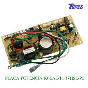 PLACA POTENCIA K06AL-1107HSE-P0 Unidad interior Cassette Fujitsu-General-Hiyasu-Fuji Eléctric