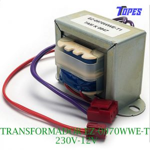 TRANSFORMADOR EZ-0970WWE-T 230V-12V  (Fujitsu-General-Hiyasu-Fuji Electric)