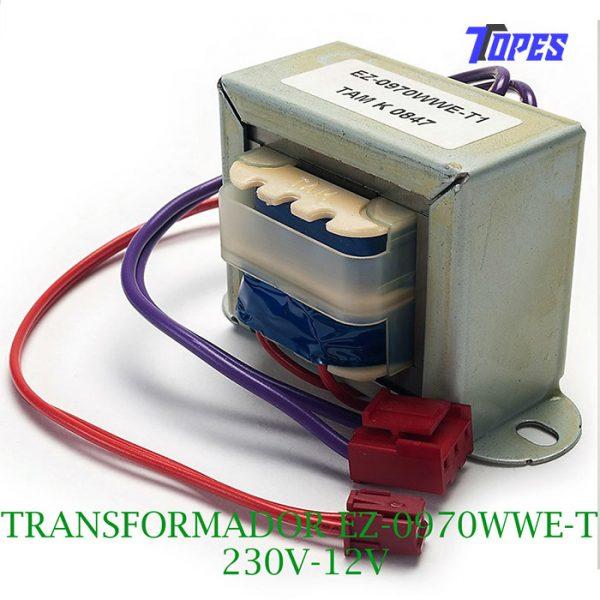 TRANSFORMADOR EZ-0970WWE-T 230V-12V