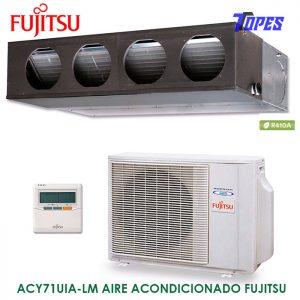 ACY71UIA-LM Aire acondicionado 1×1 Fujitsu