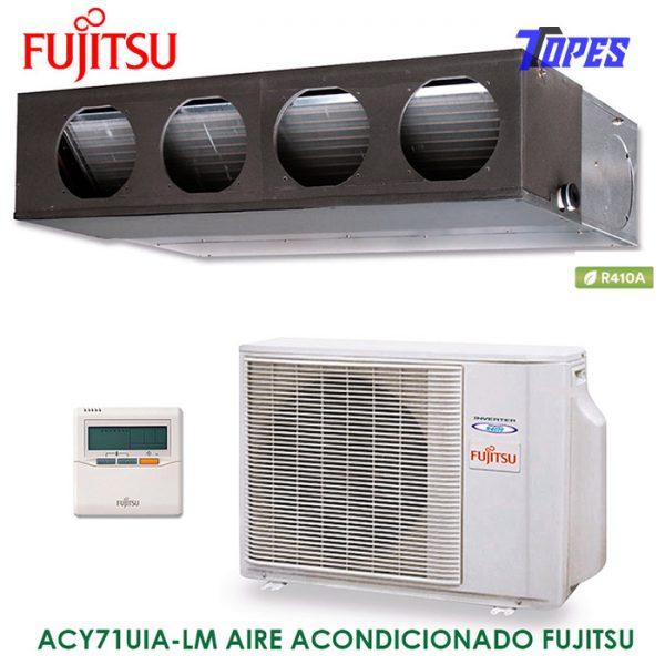 ACY71UIA-LM Aire acondicionado 1x1 Fujitsu