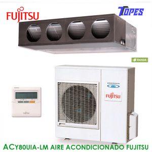ACY80UIA-LM Aire acondicionado 1×1 Fujitsu