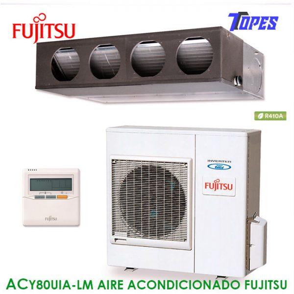 ACY80UIA-LM Aire acondicionado 1x1 Fujitsu