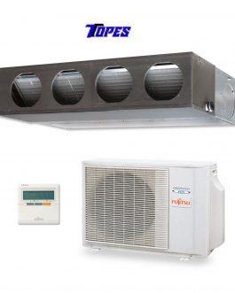 Aire acondicionado 1×1 Fujitsu ACY71UIA-LM Split conducto Inverter media presión