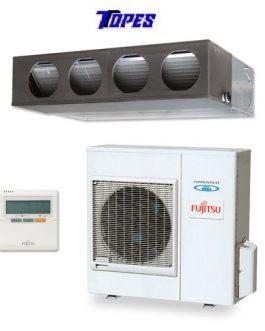 Aire acondicionado 1×1 Fujitsu ACY80UIA-LM Split conducto Inverter media presión