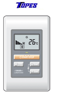 Mando Simplificado UTY-RSNGM Fujisu-General-Hiyasu-Fuji Electric