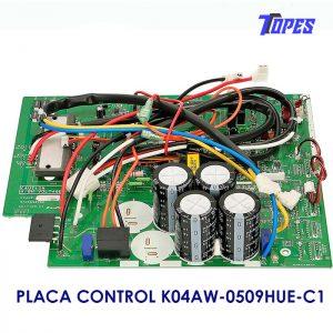 PLACA CONTROL K04AW-0509HUE-C1