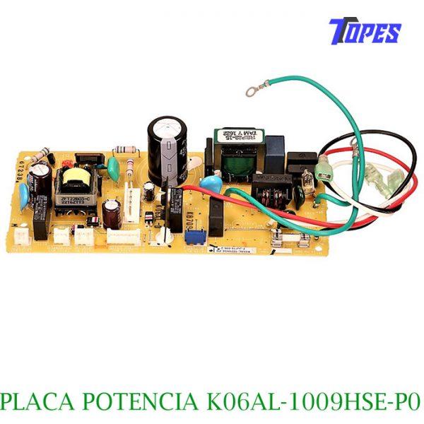 PLACA POTENCIA K06AL-1009HSE-P0