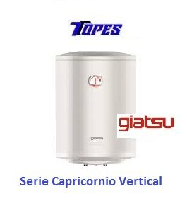 Termo acumulador Vertical  Serie CAPRICORNIO (30 Litros) – GIATSU