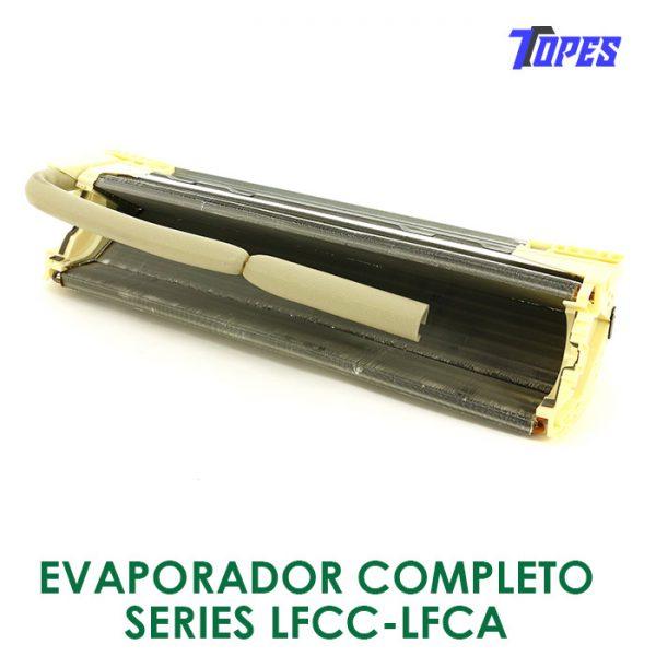 Evaporador completo serie LFCC-LFCA