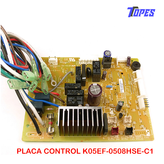 PLACA CONTROL K05EF-0508HSE-C1