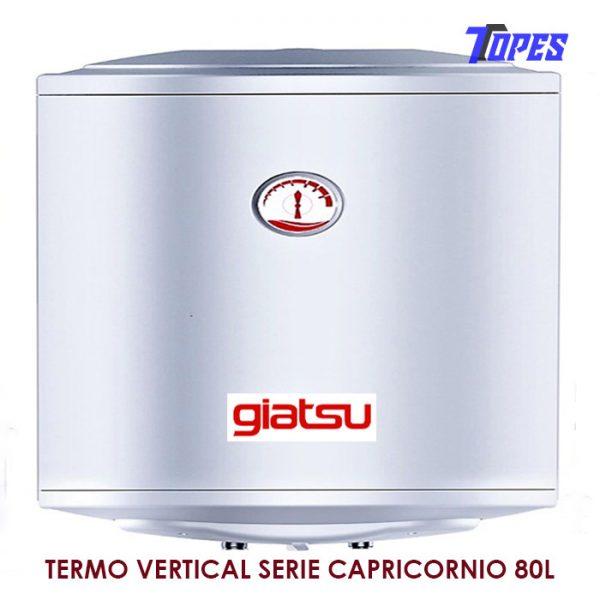 Termo Vertical Serie CAPRICORNIO 80L