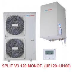 AQUATERMIC V3-11.10 KW(U.E 120+U.I 160)