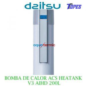 BOMBA CALOR ACS HEATANK-V3 200L