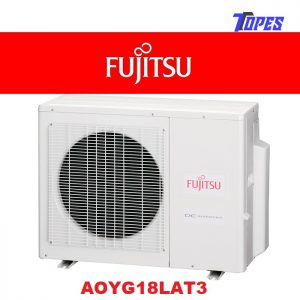 Multisplit pared 2×1 Fujitsu4644Kcal