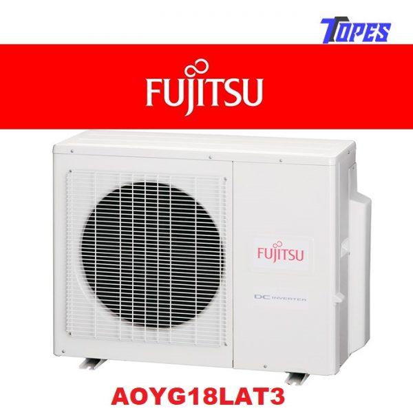 Multisplit pared 2x1 Fujitsu4644Kcal