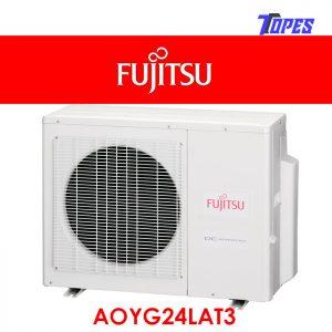 Multisplit pared 2x1 Fujitsu 5848Kcal