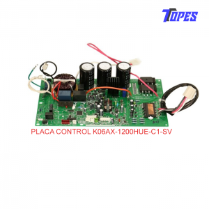 PLACA CONTROL K06AX-1200HUE-C1-SV