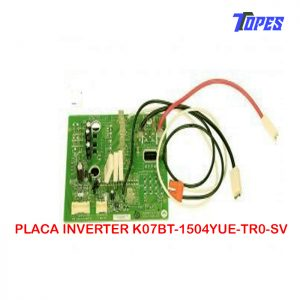 PLACA INVERTER K07BT-1504YUE-TR0-SV