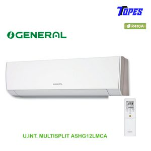 Multisplit pared 2×1 General 8600kcal