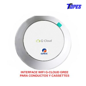 Interface WIFI G-CLOUD GREE